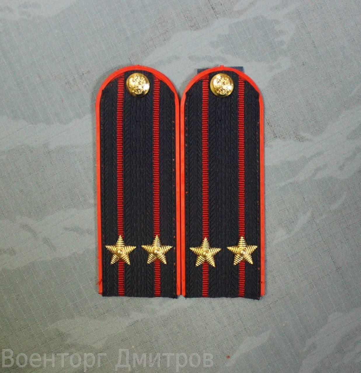 Поздравления с получением воинского звания подполковник